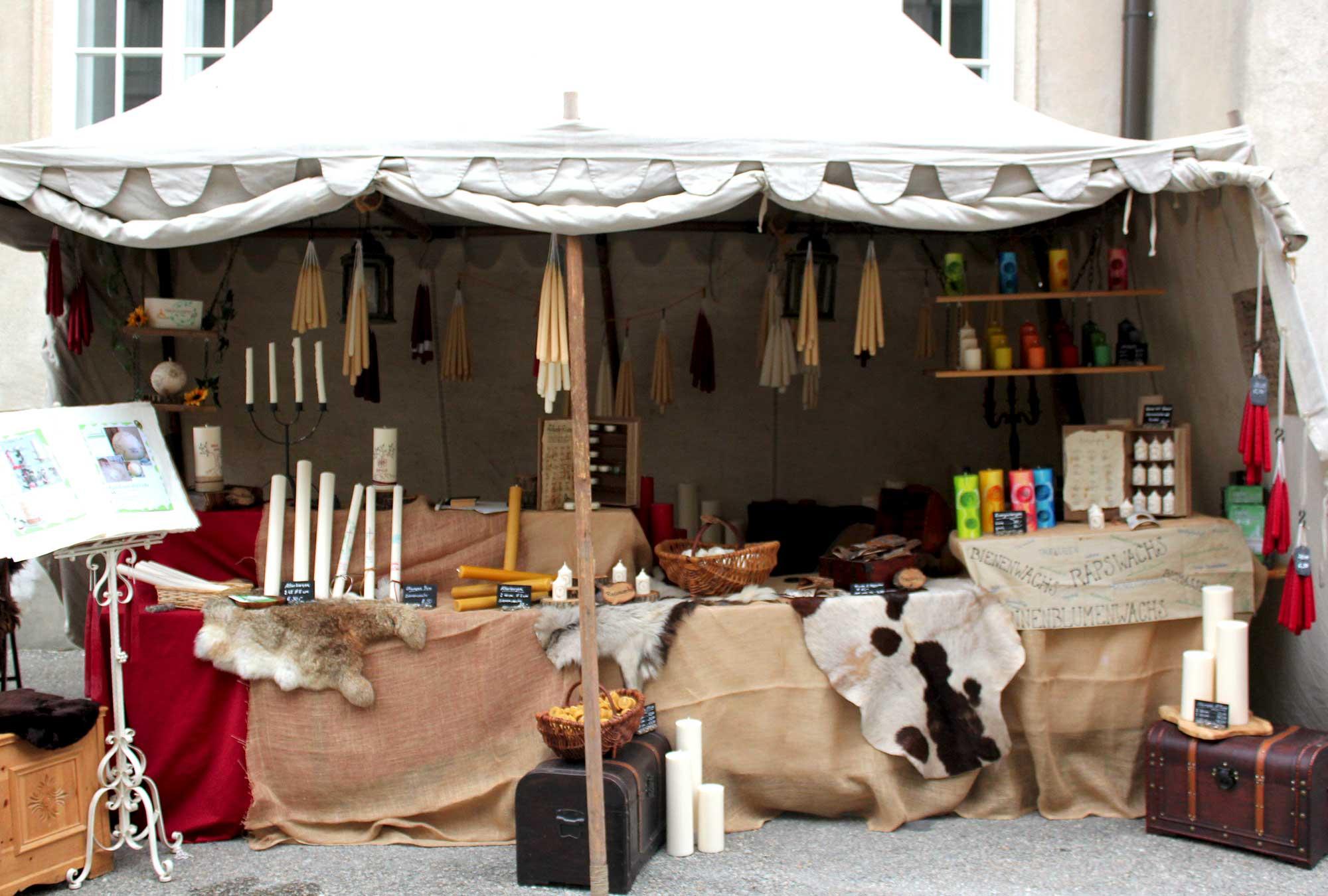 Mittelaltermarkt Eggenburg 2017