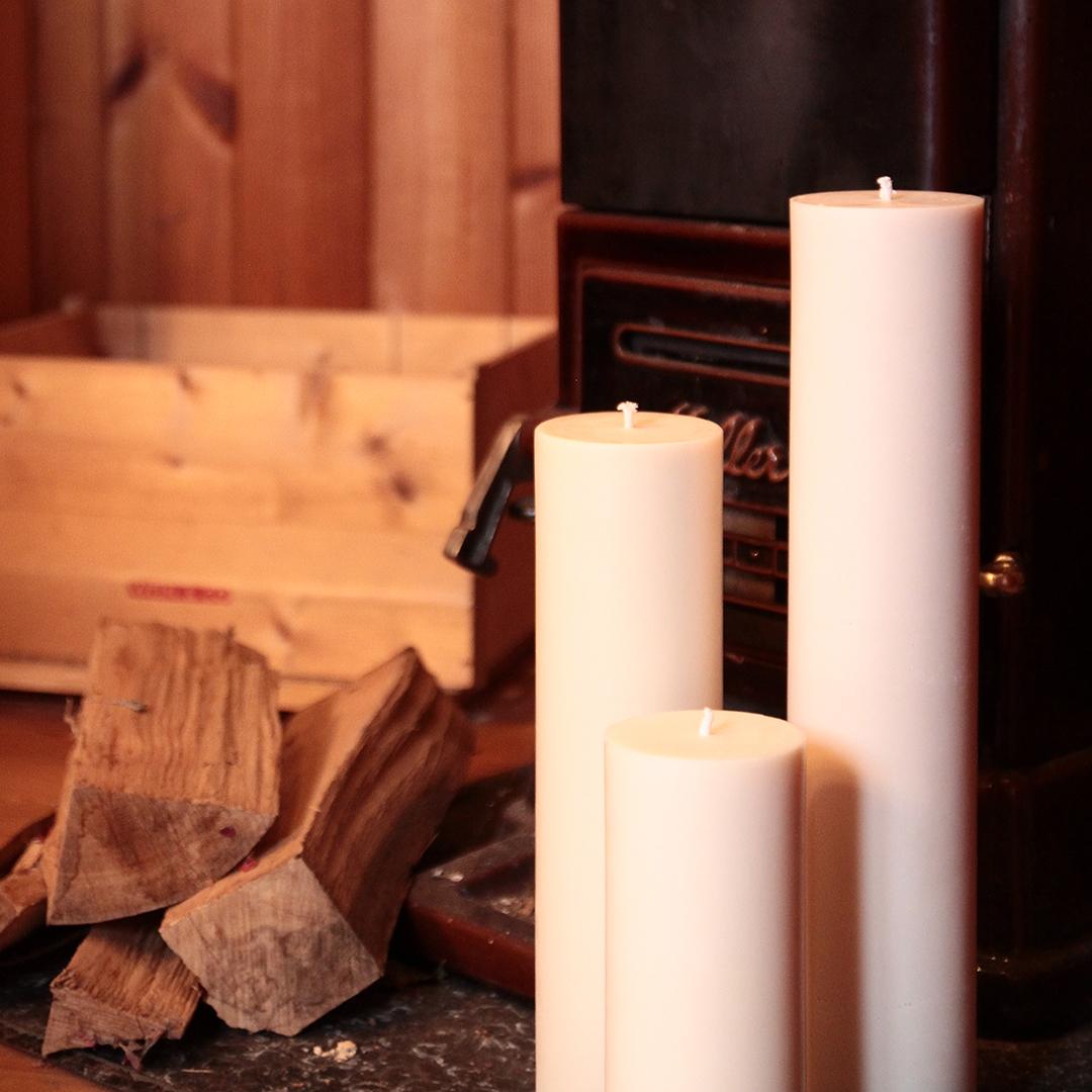 Kerzengröße und -form: Tipps für die perfekte Auswahl