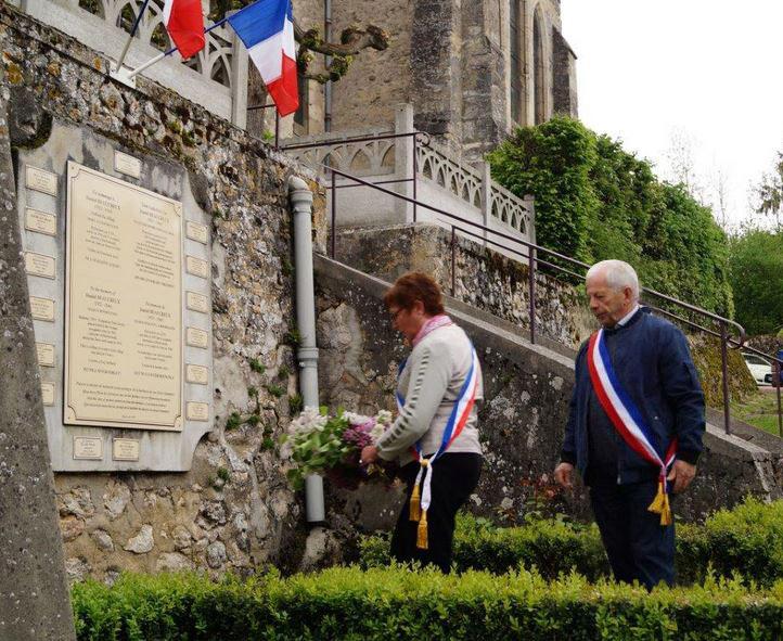 Jacqueline Picart et Claude Picart, Maires délégués de Vallées-en-Champagne