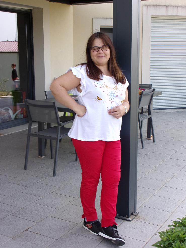 L'hôtesse Marina