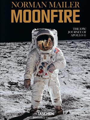 """TASCHEN Verlag, Norman Mailer """"Moonfire"""""""