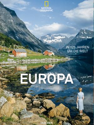 TASCHEN Verlag, Bildband EUROPA