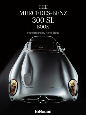 teNeues Verlag, Mercedes Benz 300 SL book
