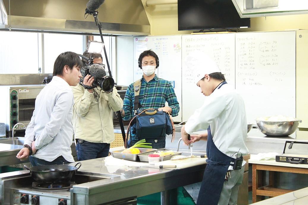 いよいよ東京でのコンクールに向けて料理を練習します!