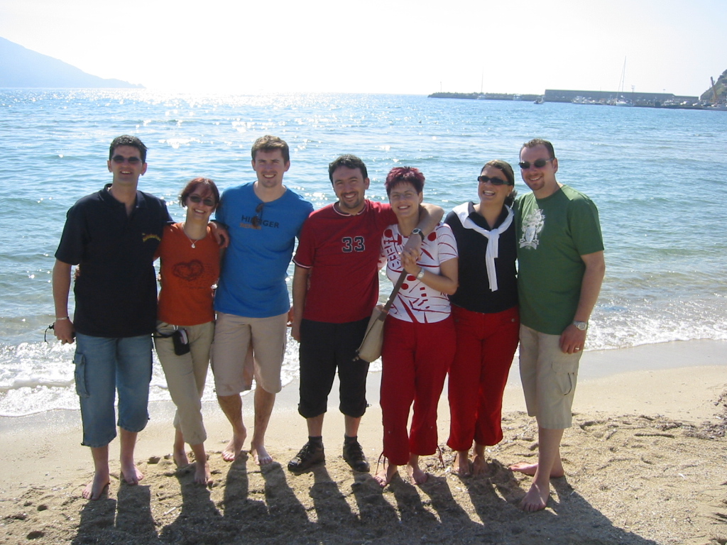 Kreuzfahrt auf der Insel Elba