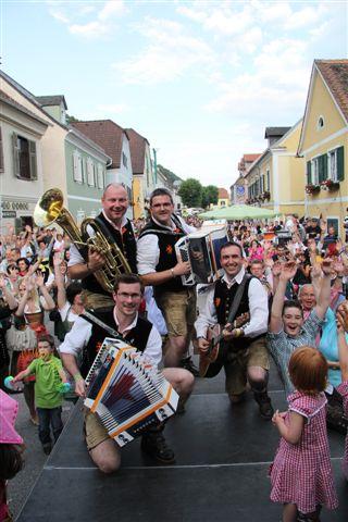 Lederhosenfest in Übelbach