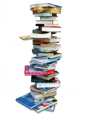 Blog-Frosch-Bücher