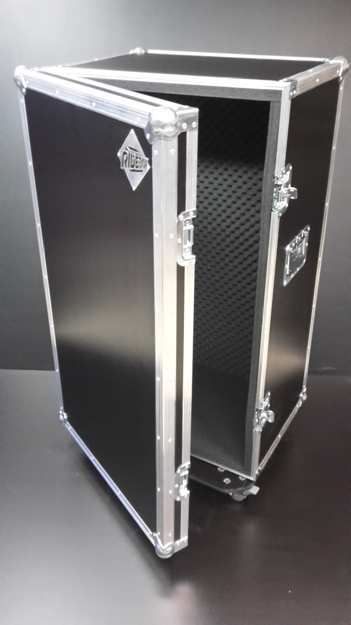 flight case porte avant