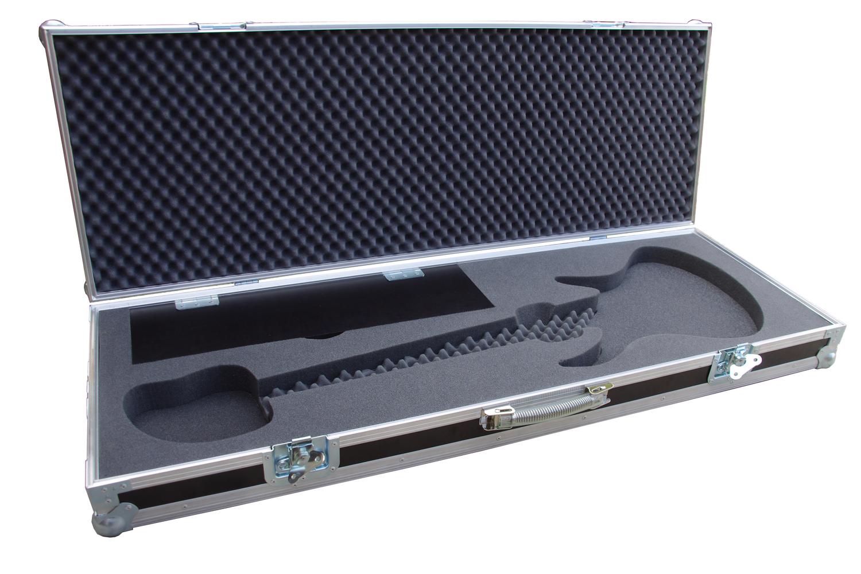 Flight case ridebox pour guitares basse