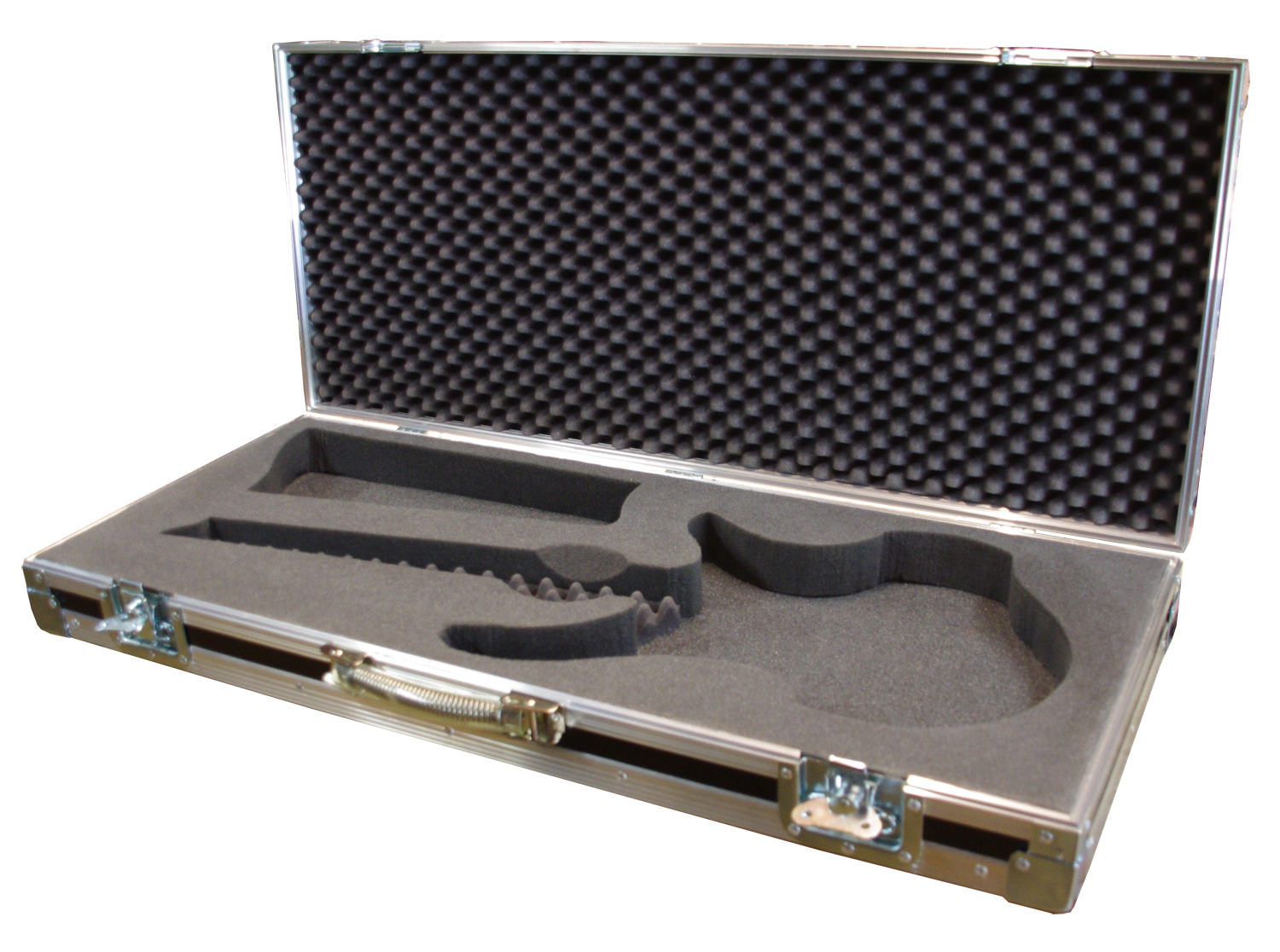 Flight case ridebox pour guitare Serie Sidh de Mermet