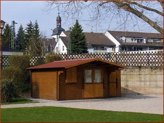 Vereinshütte 1. Boule-Treff Bad Breisig e.V.