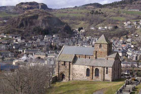église des bredons