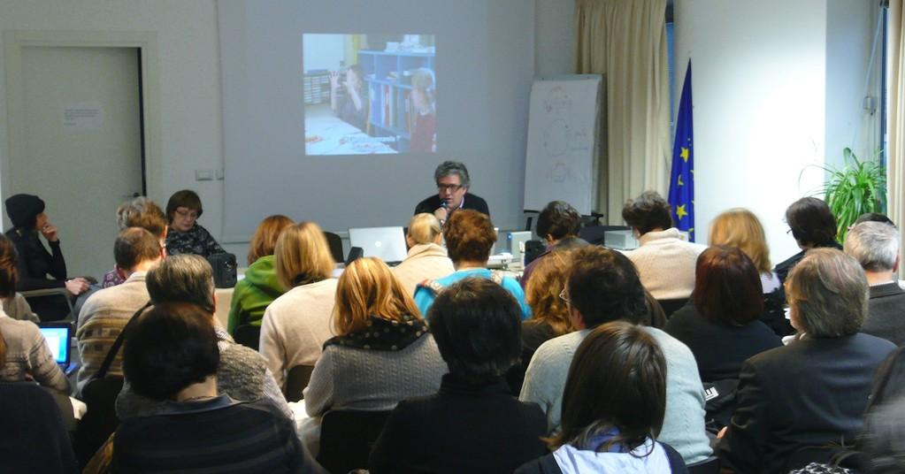Marco Rossitti, Università di Udine, regista - 19/01/2011