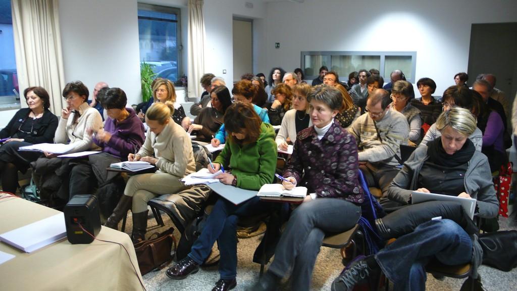 Seminario GOLD 19/01/2011