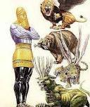 LAS CUATRO BESTIAS UNIVERSALES      1ra  Babilonia; 2da  Medos y Persas; 3ra  Grecia;  4ta  Imperio Romano