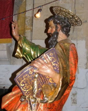 Click  Statue Of St.Paul
