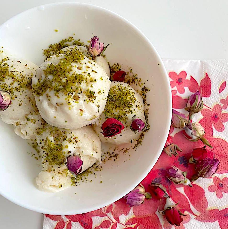 Dondurma: echtes Maras Eis Rezept