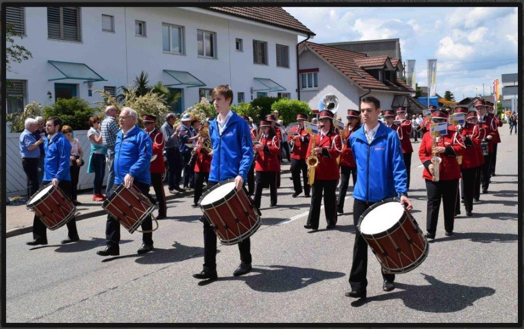 Parademusik