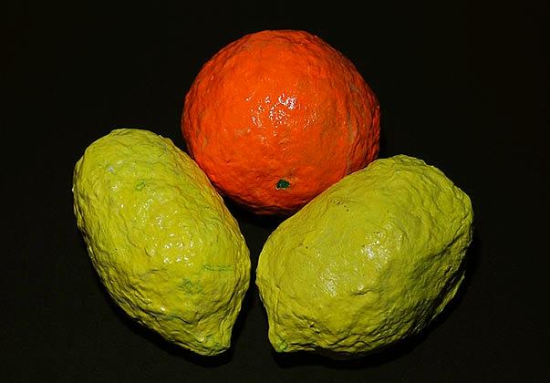 Zitronen Orange