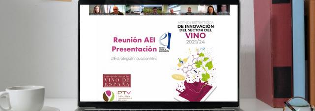 La OIVE y la PTV presentan la Agenda Estratégica de Innovación del sector del Vino ante el Ministerio de Ciencia e Innovación