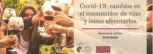 Seminario online para conocer los cambios en el consumidor de vino en la pandemia