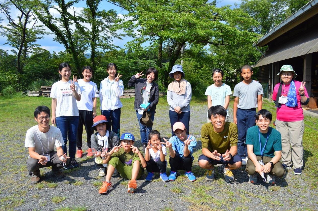【活動報告】キャンプ場整備ボランティア