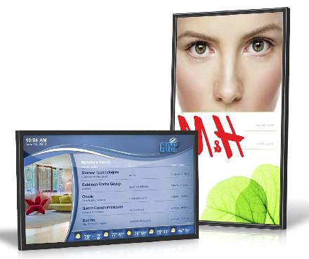 Industrie LCD Display für den uneingeschränkten Dauerbetrieb 24/7
