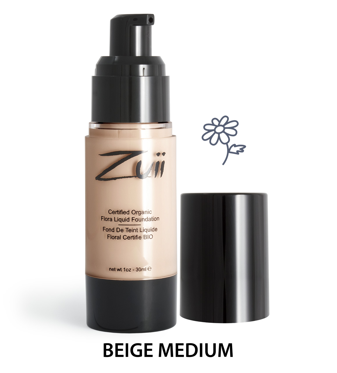 Un maquillage bio unique avec zuii organic  paysan.ch