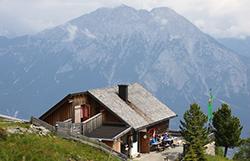 Peter Anich Hütte Rietz