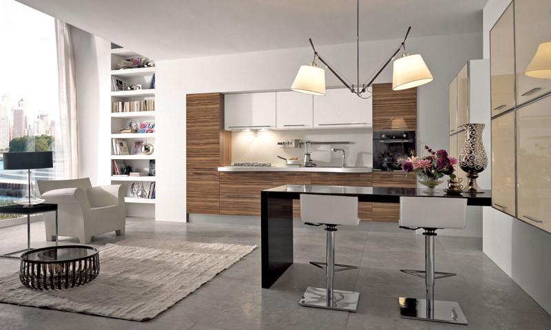 muebles On cocinas minimalistas precios