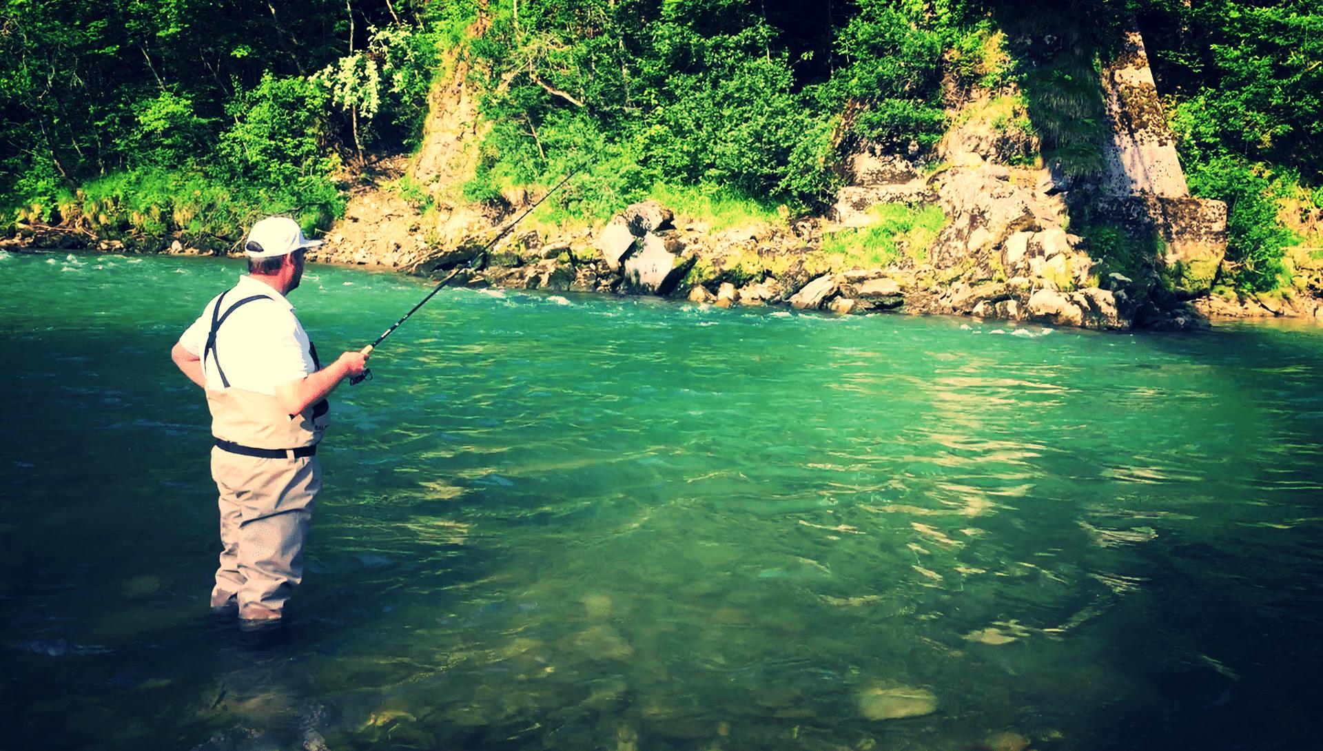 Ein Traum hier zu angeln