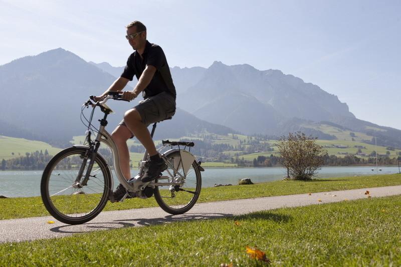 E-Bikes Verleih