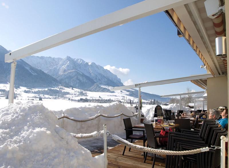 Winter am Walchsee