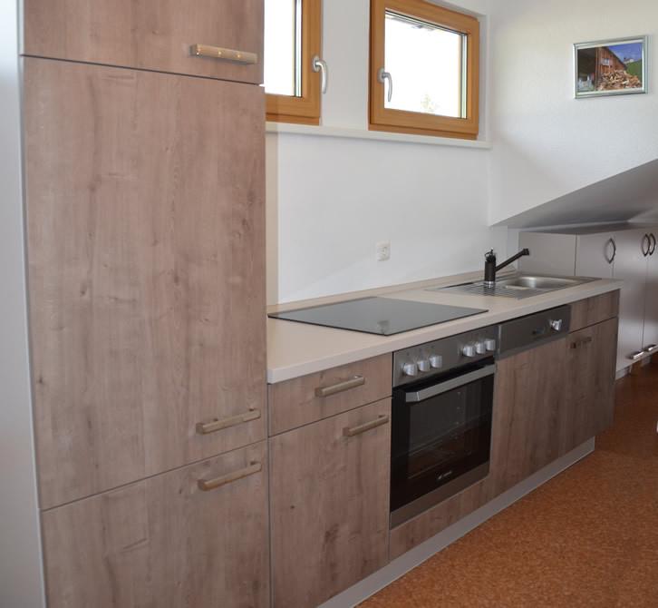 Separate Gästeküche