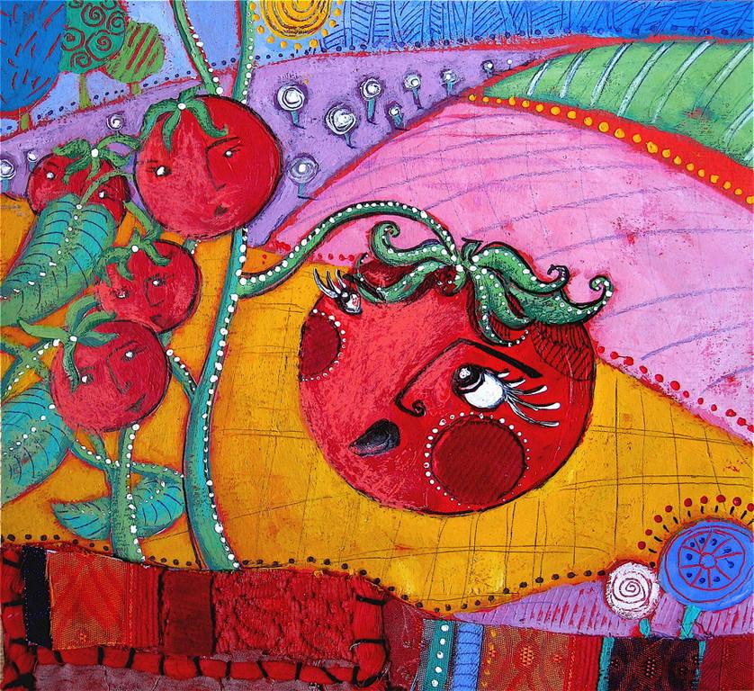"""Madame Tomate"""