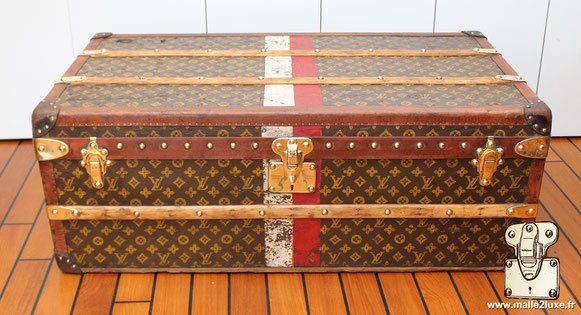 aero trunk vuitton