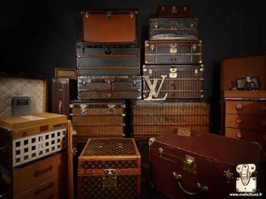 collection trunk louis vuitton legendarytrunks amsterdam