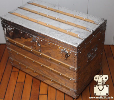 very rare trunk louis vuitton