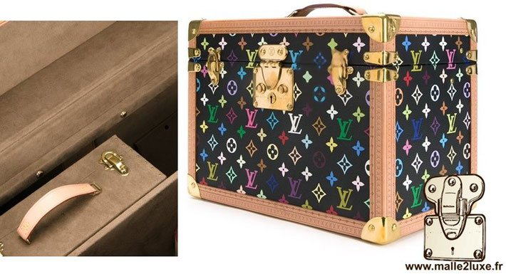 Louis Vuitton medicine box - Murakami vanity