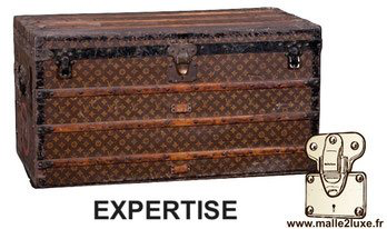 expert trunk louis vuitton