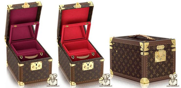 Louis Vuitton Bottle Box - LV vanity