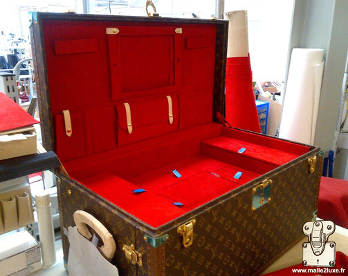 new trunk vuitton