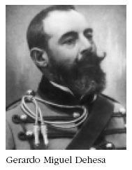 Gerardo Miguel Dehesa