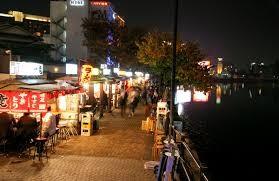 博多中洲屋台街