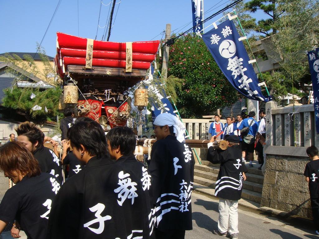 舞子(六神社)