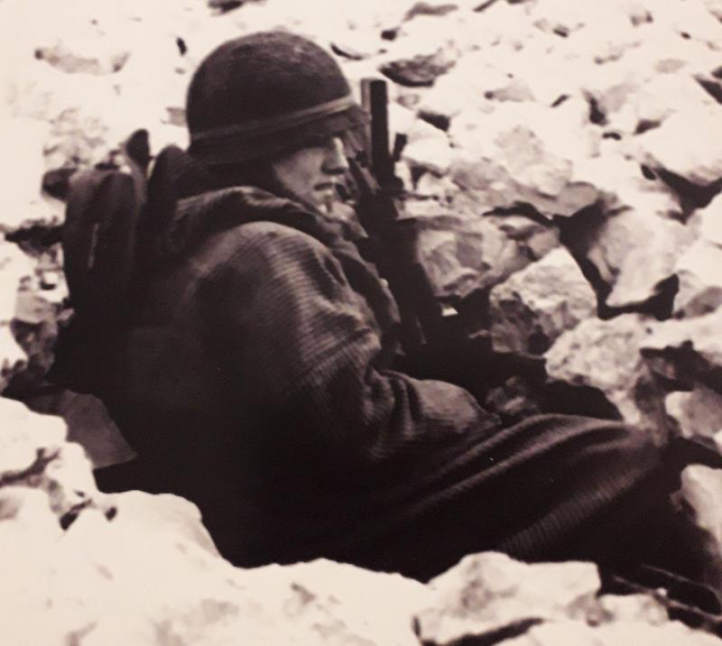 Légionnaire du 3e REI en Algérie