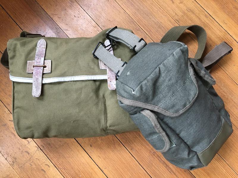 Les sacs de transport de l'ANP 51