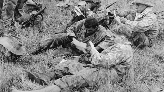 Légionnaire du 1er BEP en Indochine - 1950