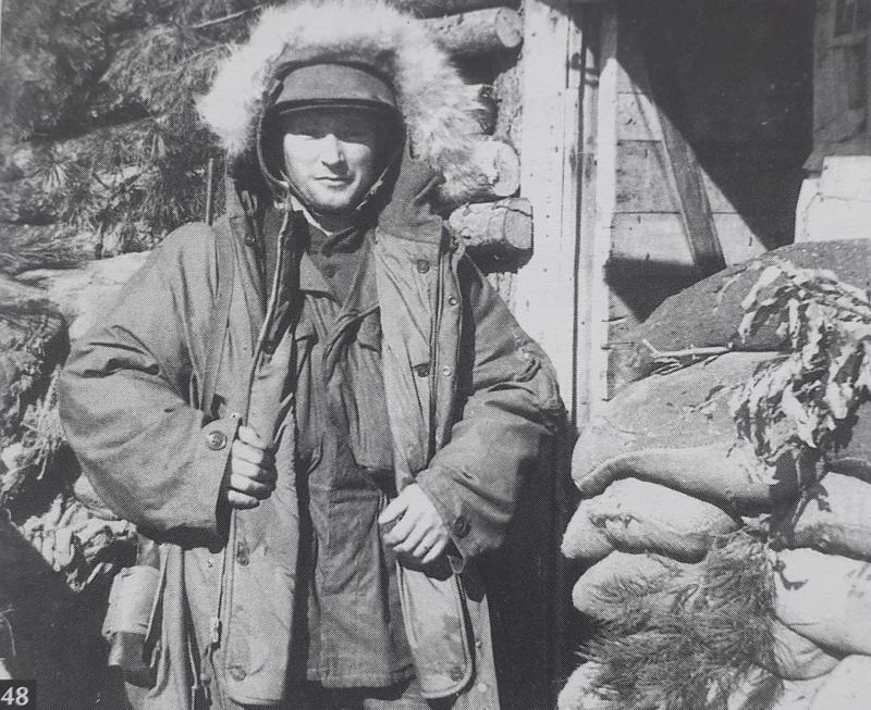 Le soldat français en Corée 1950-1953