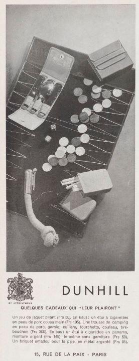 "Magazine ""Vogue"", mars 1940"